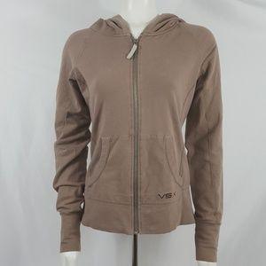 Victoria Secret VSX hoodie sweatshirt jacket Sz M